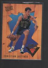 CHRISTIAN LAETTNER 1993-94 ULTRA NBA ALL-ROOKIE TEAM CARD #3
