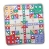 Classic Flight Chess Kids Playmat Party Children Family Folding Board Game JH
