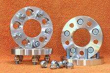 4 Wheel Spacers 20mm 5x4.25 5x108 VOLVO 940 - 960 - C30 - C70 - S40 - V40 - V50