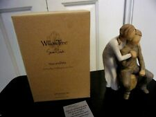 "Susan Lordi Willow Tree ""You and Me"" Figurine - # 26439 New In Box"