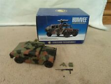 FRANKLIN MINT HUMVEE Die-Cast Precision Model 1:24 Scale For Repair or Parts