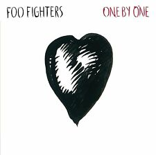 """Foo Fighters """"One By One"""" Double Vinyl LP Record: Incl """"All My Life"""" (Sealed)"""