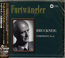 WILHELM FURTWANGLER-BRUCKNER: SYMPHONY NO.8-JAPAN SACD HYBRID G35
