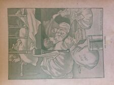 m17a1 ephemera 1920s book plate charles robinson the dug out