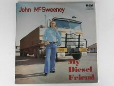 John McSweeney – My Diesel Friend - SCARCE OZ LP