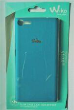 Wiko Highway star 4g Slim Case Cover posteriore Bleen