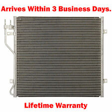 3596 New Condenser For Jeep liberty 2006 2007 2.8 L4 3.7 V6 Lifetime Warranty