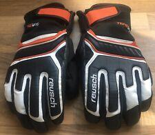 Mens Mastery Reusch Ski Gloves Small - Medium