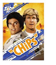 Chips TV Series ~ Complete 5th Fifth Season 5 Five ~ BRAND NEW 5-DISC DVD SET