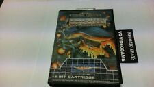 EMPIRE OF STEEL SEGA MEGADRIVE