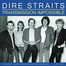 DIRE STRAITS 'TRANSMISSION IMPOSSIBLE' 3 CD Set (PRE-ORDER : 24th April 2020)