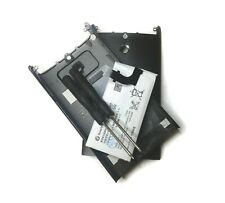 Sony Xperia P Lt22i Rear Battery Door Cover Panel Housing + Battery Black