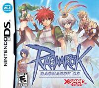 Ragnarok DS [video game]