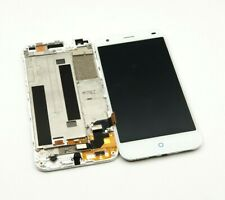 Original ZTE Blade S6 LCD Display Digitizer Touchscreen Screen Touch White