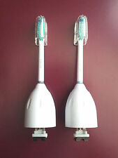 Philips Sonicare Toothbrush e Series Replacement Brush Heads - 2 Pack