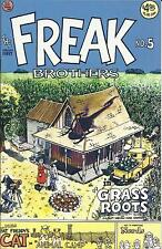 THE FABULOUS FURRY FREAK BROTHERS COMIC BOOK #5 MINT CONDITION FAT FREDDY