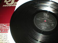 Ne Yo In My Own Words sampler VINYL Sexy Love Stay feat Peedi Peedi Get Down
