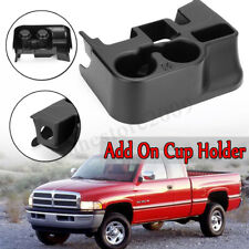 Center Console Cup Holder Attachment For Dodge Ram1500 Ram2500 Ram3500  NEW