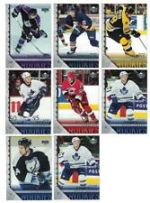 2005-06 UPPER DECK HOCKEY YOUNG GUNS ROOKIE CARDS (8)