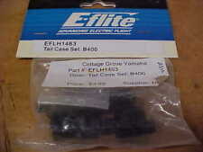 E-FLITE HELICOPTER PART - EFLH1463 = TAIL CASE SET  : B400  (NEW)