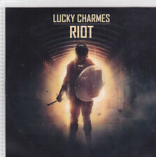 Lucky Charmes-Riot  Promo cd single