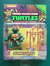 Teenage Mutant Ninja Turtles Figures Michelangelo 1988 Classic Collection - 2016