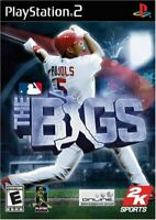 The Bigs: 2007 - 2K Games - Baseball - Sony PlayStation 2 PS2