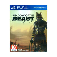 Shadow of the Beast Sony PlayStation PS4 2016 English Chinese Pre-Owned