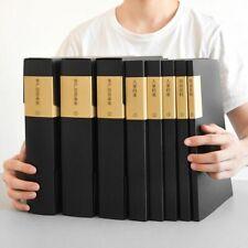 Data File Folder Portfolio Clear Book Office Organizers School Stationery Supply