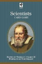 Scientists Card Games Playing Cards New