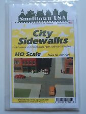 SMALLTOWN  USA   CITY  SIDEWALKS  HO 1/87