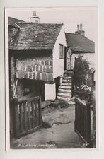 Cumbria postcard - Pillar House, Hawkshead - RP (A28)
