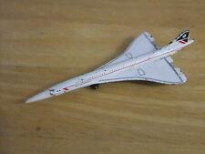 1978 Matchbox Intl SB 23 Skybusters Concorde British Airways Plane