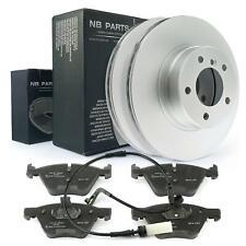 Bmw 5 5er E60 Touring E61 520 523 525 Discos de Freno + Pastillas + Sensor