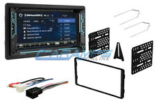 NEW SOUNDSTREAM BLUETOOTH CAR STEREO SIRIUS XM RADIO RECEIVER W INSTALL KIT