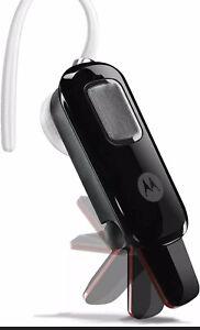 Motorola HX550 Black Ear-Hook Headsets