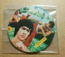BRUCE LEE JAPANESE ROUND CARD