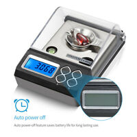 Precise Portable Electronic Jewelry Scale Digital Milligram Counting Scale