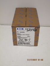 Eaton/Cutler Hammer EHD3025L 3 Pole 25A/480V Circuit Breaker NEW IN BOX F/SHIP!!