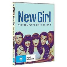NEW GIRL - SEASON 6 -   DVD -  Region 2 UK Compatible