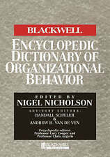 The Blackwell Encyclopedia of Management and Encyclopedic Dictionaries, The Blac