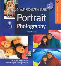 NEW BOOK Digital Photography Expert Portrait Photography - Michael Freeman