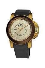 August Steiner Men's AS8057BR Quartz Sport Silicone Strap Watch $395