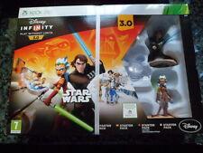 Star Wars Disney Infinity 3.0 Starter Pack Nuevo Precintado Xbox 360 Han Solo