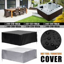 6 Various Sizes Spa Hot Tub Dust Cover Cap Waterproof Jacuzzi Hotspring