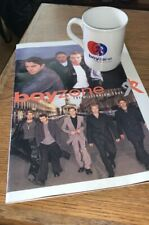 More details for boyzone the millennium tour brochure & mug - never used