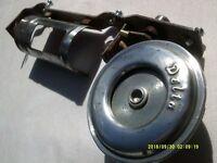 Antique Complete Bicycle Delta Horn JC Higgins Monark X53 Postwar Tank Accessory