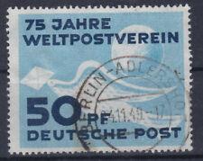 1949 - 75 Jahre Weltpostverein sauber Gestempelt ANK 242