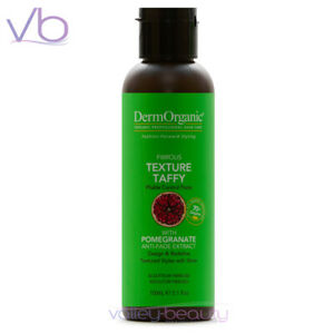 DermOrganic Texture Taffy, Pliable Control Paste, Memory Flexible Hold - NEW