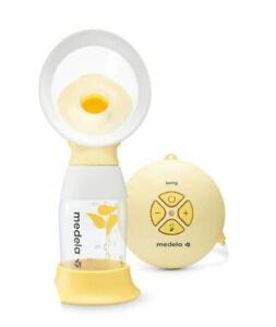 Medela Swing Flex elektrische Milchpumpe Brustpumpe Stillpumpe Babymilch